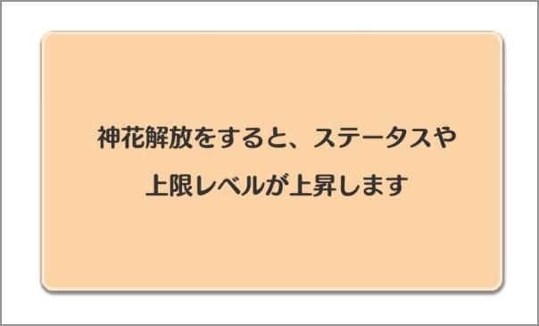 結城友奈は勇者である,ゆゆゆい tips神花開放で上限Lvアップ